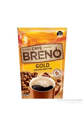 Cafe Breno Gold Ekonomik Paket 200 gr