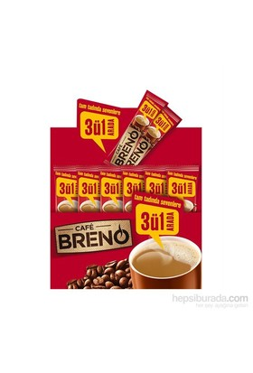 Cafe Breno 3 in 1 13 gr x 40
