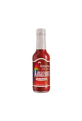 Amazon Sriracha Sarımsaklı Orta Acı Biber Sosu 155Ml