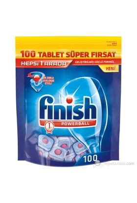 Finish Bulaşık Makinesi Tableti Hepsi Bir Arada 100 'lü