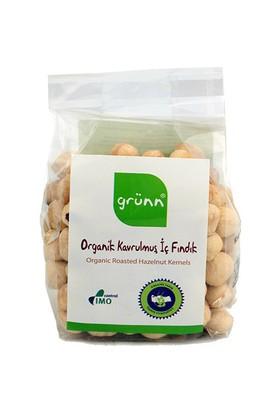 Grünn Organik Kavrulmuş İç Fındık 250 Gr