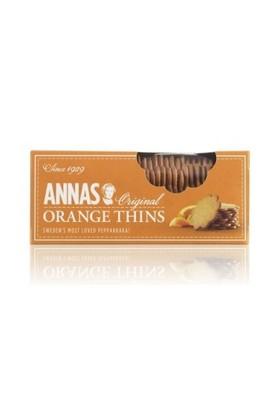 Anna's Portakallı Bisküvi 150G