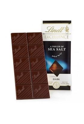Lindt Excellence Deniz Tuzlu Bitter Çikolata - 100G