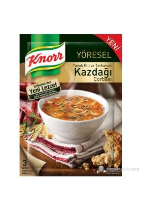 Knorr Hazır Çorba Tavuk Etli Ve Tarhanalı Kazdağ 76 gr