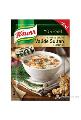 Knorr Hazır Çorba Köfteli Ve Sebzeli Valide Sultan 85 gr