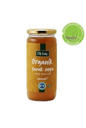 Orvital Organik Tavuk Et Suyu 500Ml
