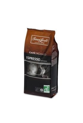 Simon Lévelt Organik Kavrulmuş Corazon Espresso Kahve Çekirdeği 250 Gr