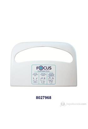 Focus Klozet Kapak Örtüsü Dispenseri - Beyaz ( Koli İçi 12 'li )