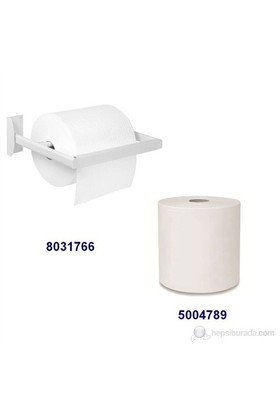 Focus Endüstriyel Jumbo Havlu Dispenseri Duvar Tipi (Koli İçi 1 Adet)