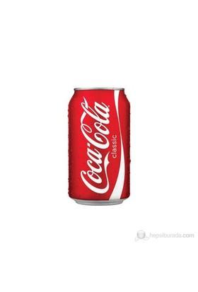 Coca Cola Kutu 330 ml 24 'lü KK