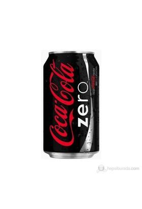 Coca Cola Zero Kutu 330 ml 24 'lü KK