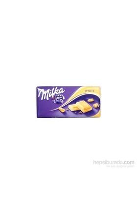 Milka C. 80 Gr Tablet Cikolata Beyaz