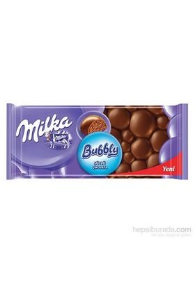 Milka C. 80 Gr Bubbly Sutlu Cikolata