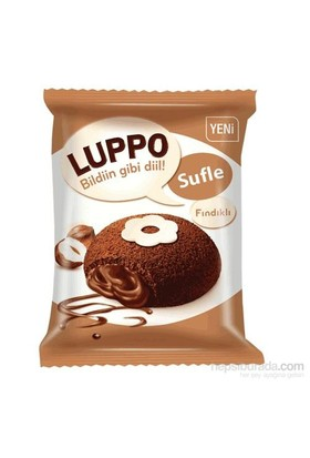 Şölen Luppo Sufle Akışkan Fındıklı Kek 40 Gr