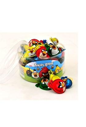 Pandoli Angry Birds Fındık Krema Dolgulu Sütlü Kokolin Çikolata 50 Adet