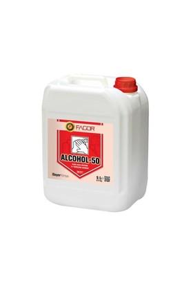 Bayerkimya Fagor Alcohol 50 Alkol Bazlı El Hijyen Maddesi 4,75 Kg