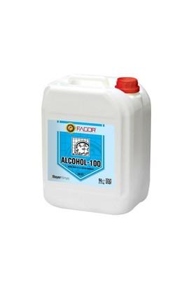 Bayerkimya Fagor Alcohol 100 Alkol Bazlı Yüzey Hijyen Maddesi 4,75 Kg