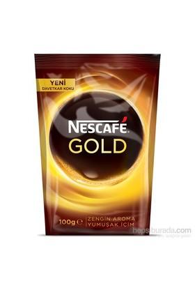 Nescafe Gold 100 gr Ekopaket