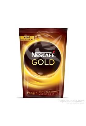 Nescafe Gold 200 gr Ekopaket