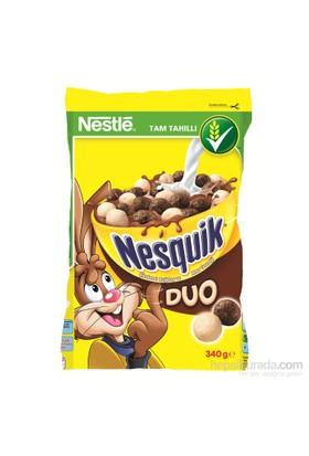 Nestle Nesquik Duo Çikolatalı Mısır Gevreği 340 gr