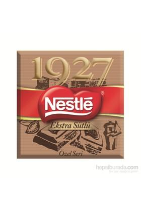 Nestlé 1927 Ekstra Sütlü Çikolata 80 gr *6 Adet