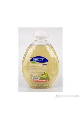 Saloon Sıvı Sabun 2.5 Kg.Zeytinyağlı