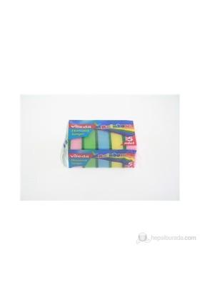 Vileda Sünger Rainbow 5 Lı