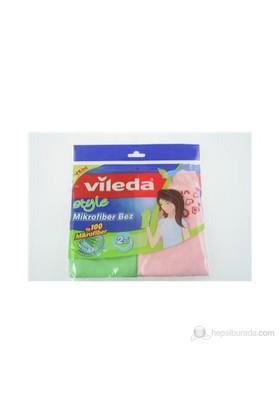 Vileda Style Microfiber Bez Eko (2Lı)