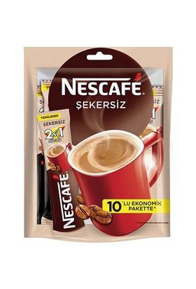 Nescafe 2 Si 1 Arada Ekonomik 10'Lu