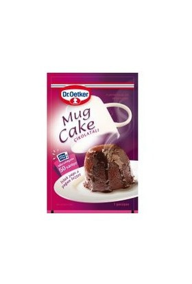 Dr.Oetker Mug Cake Çikolatalı 44 Gr