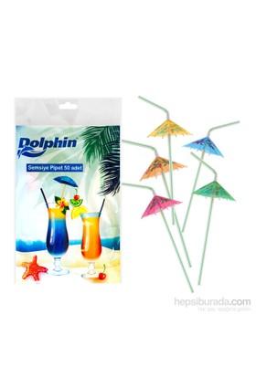 Dolphin Şemsiye Pipet