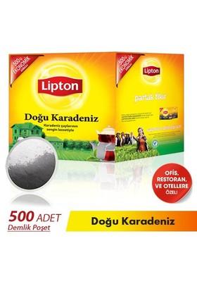 Lipton Doğu Karadeniz 3,2 gr 500 'lü Demlik Poşet Çay