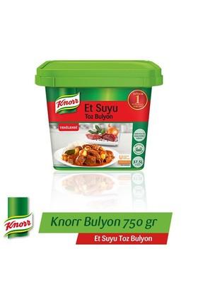 Knorr Contemp Et Suyu Toz Bulyon 750 gr
