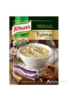 Knorr Hazır Çorba Yeşil Mercimekli Ve Erişteli T 118 gr