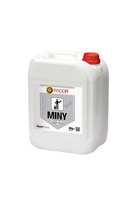 Bayer Kimya Miny Mineralli Yüzey Temizleyici 8 Kg