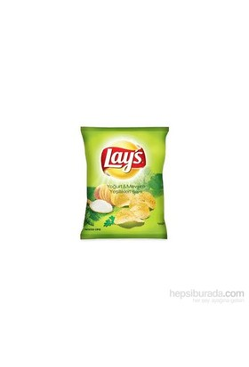 Lay's Baked Yoğurt Mevsim Yeşillikleri Patates Cipsi 115 Gr