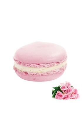 Nefis Gurme Güllü Deluxe Parisian Macaron 6'Lı