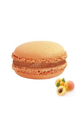 Nefis Gurme Kayısılı Deluxe Parisian Macaron 6'Lı