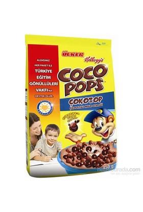 Ulker G. 2704.9 Kelloggs Coco Pops Cokotop 450 Gr