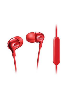 Philips She3705 Kulak İçi Kulaklık Kırmızı