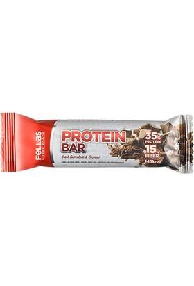 Fellas Protein Bar 45 Gr Çikolata-Hindistan Cevizi