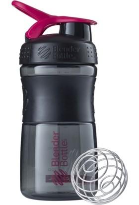 Blender Bottle Sportmixer Siyah Pembe 500 ML Siyah Pembe