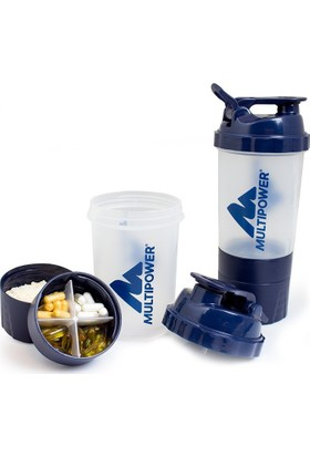 Multipower Professional Shaker 500 ML Lacivert