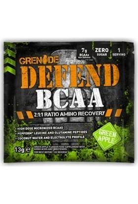 Grenade Defend BCAA 13 Gr Tek Kullanımlık Yeşil Elma