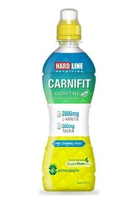 Hardline Carnifit 500 ML 12 Adet Ananas