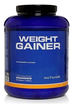 Nutrade Weight Gainer 4500 Gr Çıkolata