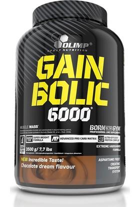 Olimp Gain Bolic 6000 3500 Gr Çikolata