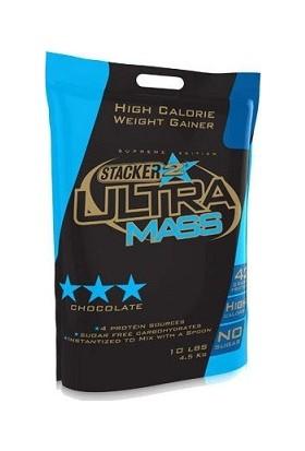 Stacker Europe Ultra Mass 4500 Gram Çıkolata