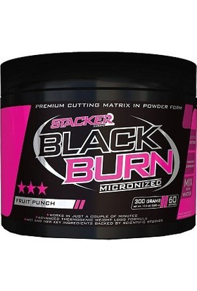 Stacker Europe Black Burn 300 Gr Karışık Meyve