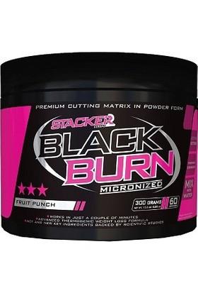 Stacker Europe Black Burn 300 Gr Portakal